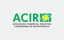 Logotipo ACIR, Associação Comercial Industrial e Empresarial de Rondonópolis