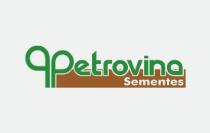Logotipo Petrovina Sementes - Agronegócio