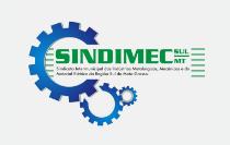 Logo SINDIMEC, Sindicato Intermunicipal das Indústrias Metalúrgicas, Mecânicas e Material Elétrico