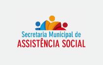 Logotipo da Secretaria Municipal de Assistência Social