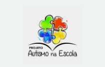 Logotipo Projeto Autismo na Escola – Apoio à Pessoas do Espectro Autista
