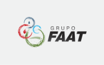 Logotipo Grupo FAAT – Tijolos e Blocos Cerâmicos
