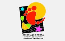 Logotipo Associação Kobra e Ponto de Cultura Harmonia e Evolução
