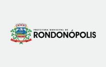 Logotipo Prefeitura Municipal de Rondonópolis