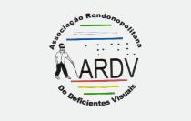 Logotipo ARDV, Associação Rondonopolitana de Deficientes Visuais